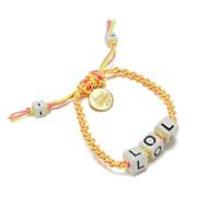 Venessa Arizaga Women's LOL Bracelet - Multi