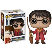 Harry Potter Quidditch Limited Edition Pop! Vinyl Figure