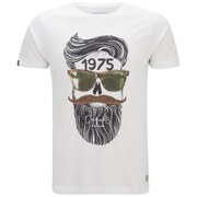 Jack & Jones Men's Skunny T-Shirt - Cloud Dancer