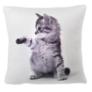 Parlane Cute Kitty Cushion