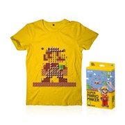 Super Mario Maker + T-Shirt