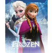 Disney Frozen Anna and Elsa - 16 x 20 Inches Mini Poster