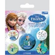 Disney Frozen Fever - Badge Pack