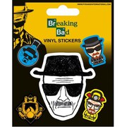 Breaking Bad Heisenberg - Sticker