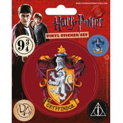 Harry Potter Gryffindor - Sticker