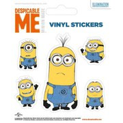 Despicable Me Illustrated Minion - Sticker