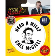 Better Call Saul - Sticker