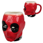 Marvel Deadpool Crazy Mug