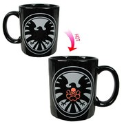 Marvel Avengers S.H.I.E.L.D Hydra Heat-Change Previews Exclusive Mug