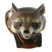 Marvel Guardians Of The Galaxy Rocket Raccoon Mug
