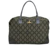 Vivienne Westwood Men's Squiggle Weekender Bag - Green