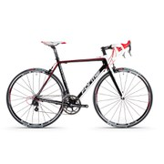 Forme Thorpe Comp 1.0 Road Bike - Campag Athena - Black/White/Red