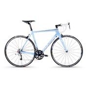 Forme Thorpe Sport Carbon Road Bike - Blue/White/Black