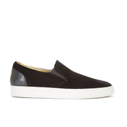 HUGO Men's Fuvel Slip On Trainers - Black