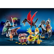 Playmobil Advent Calendar Dragons Treasure Battle (5493)