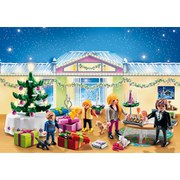 Playmobil Advent Calendar Christmas Room with Tree (5496)