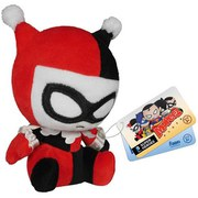 Mopeez DC Comics Batman Harley Quinn Plush Figure