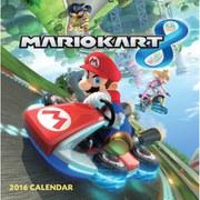 Mario Kart 8 Calendar 2016