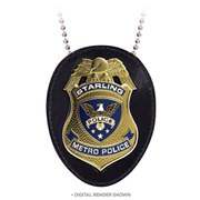 DC Collectibles DC Comics Arrow Starling City Police 1:1 Replica Badge