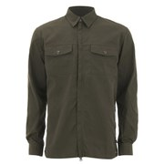 Fjallraven Men's G-1000 Long Sleeve Shirt - Dark Olive