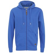 Smith & Jones Men's Kent Zip Through Hoody - Le Mans Blue