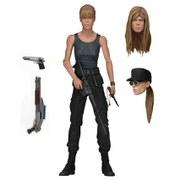NECA Terminator 2 Sarah Connor 7 Inch Action Figure