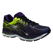 Asics Men's Gel Cumulus 17 Running Shoes - Indigo Blue/Black/Flash Yellow