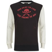 Vivienne Westwood Anglomania Men's Too Fast Sweatshirt - Off White