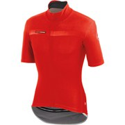 Castelli Gabba 2 Short Sleeve Jersey - Red