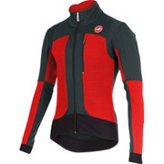 Castelli Elemento 2 7X(Air) Jacket - Red/Grey