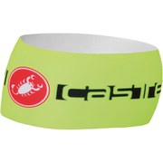 Castelli Viva Thermo Headband - Yellow