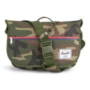 Herschel Supply Co. Pop Quiz Messenger Bag - Woodland Camo