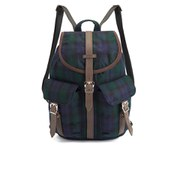 Herschel Supply Co. Select Series Dawson Watch Plaid Backpack - Black