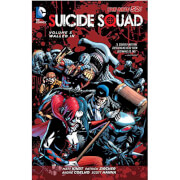 DC Comics Suicide Squad: Walled in - Volume 05 (The New 52) Paperback Graphic Novel
