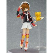 Max Factory Cardcaptor Sakura Figma Sakura Kinomoto School Uniform Version Figure
