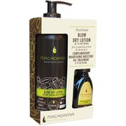 Macadamia Blow Dry Lotion Duo (Free 30ml Oil)
