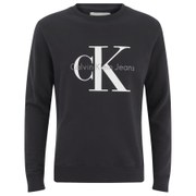 Calvin Klein Men's 90's Re-Issue Sweatshirt - Black