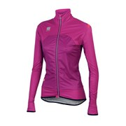 Sportful Women's Fiandre Light Windstopper Jacket - Plum/Fuchsia
