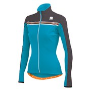 Sportful Women's Allure Softshell Jacket - Lake Green/Anthracite