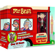 Mr Bean 25th Anniversary Boxset