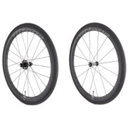 Vittoria Qurano 46 Full Carbon Tubular Wheelset - Black