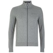 BOSS Green Men's Skax Funnel Neck Sweatshirt - Grey