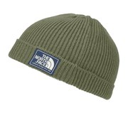 The North Face Men's Shipyard Ribbed Beanie - Burnt Olive Green