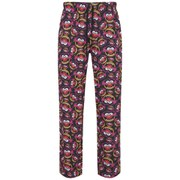 The Muppets Animal Men's All Over Print Lounge Pants - Multi