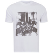 Star Wars Men's Darth Vader T-Shirt - White