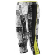 Skins Women's A200 Capri Compression Tights - Citrus Stix