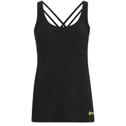 Skins Women's A200 Compression Tank Top - Black/Logo