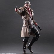 Square Enix Metal Gear Solid V The Phantom Pain Play Arts Kai Ocelot Action Figure