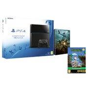Sony PlayStation 4 1TB - Includes Terraria - Bonus Collector's Edition & The Elder Scrolls Online: Tamriel Unlimited Steelbook