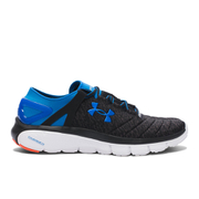 Under Armour Men's Speedform Fortis GR Running Shoes - Black/Blue